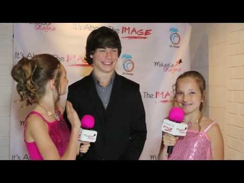 Disney's Kickin' It! star Evan Hofer Interview at Taylor Hay's Star For A Night Celebration