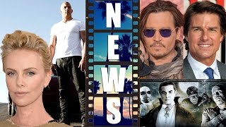Charlize Theron in Fast & Furious 8, Johnny Depp is The Invisible Man  - Beyond The Trailer