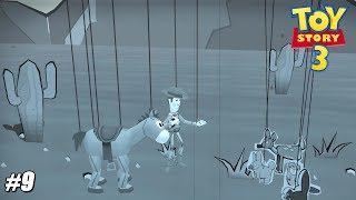 Toy Story 3: The Video Game - PSP Playthrough Gameplay 1080p (PPSSPP) PART 9