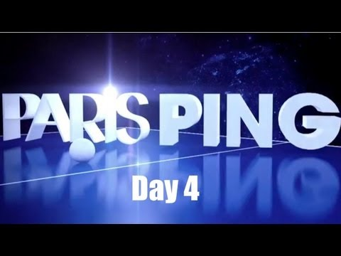 World Table Tennis Championships Daily Show - Day 4