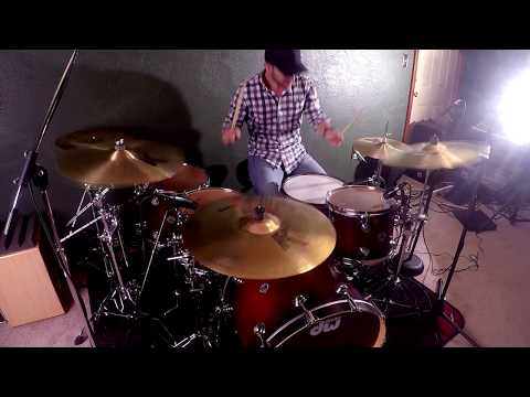 Who You Say I Am (Live) - Hillsong Worship (Drum Cover) thumbnail