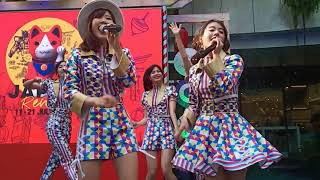 Mini Concert BNK48 งาน EmQuartier Japan Remix 2019 14/07/62
