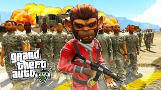 GTA 5 PC Mods - BODYGUARDS MOD!!! Gang Wars, Army Crew & MORE! (GTA 5 Mods Gameplay)
