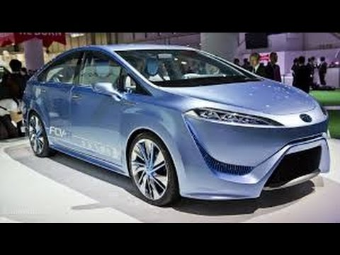 Toyota Fuel Cell Vehicle Due In 2015 To Be Called Mirai
