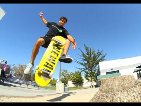 NAME THIS TRICK? | Creative Skate Trick 5