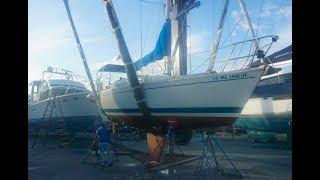 Boat repair in Fort Lauderdale -Sailing Uncertainty- Episode 20