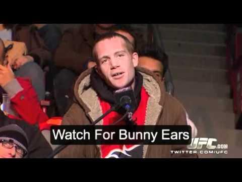 UFC - Funny Q&A