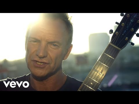 Sting I Can't Stop Thinking About You retronew