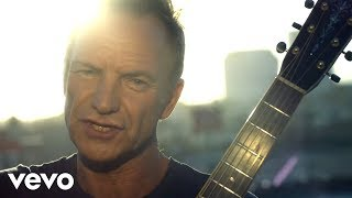"Sting - ""I Can't Stop Thinking About You""のMVを公開 新譜「57th & 9th」収録曲 thm Music info Clip"