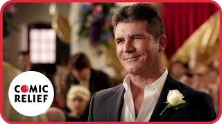 Simon Cowell's Wedding | Comic Relief