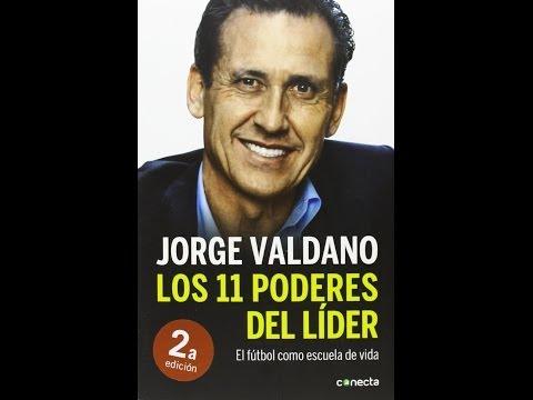 MC RADIO  Jorge Valdano - Los Once poderes del lider