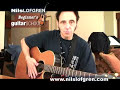 Nils Lofgren Guitar Lesson Sample