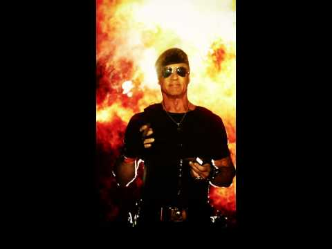 EXPENDABLES 3 Motion Poster