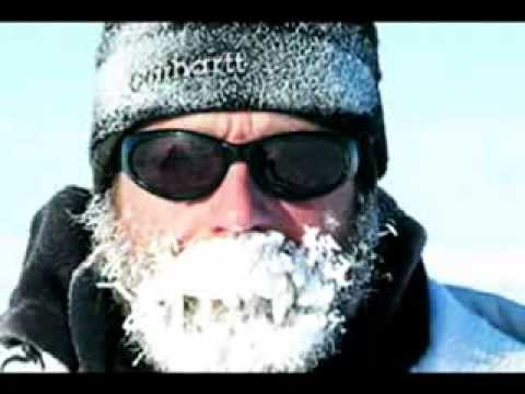 Antarctic Audio Diary