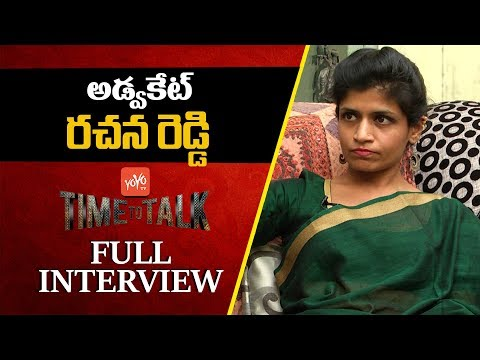 Advocate Rachana Reddy Bollu About Telangana CM KCR Politics | Time To Talk | YOYO TV Channel