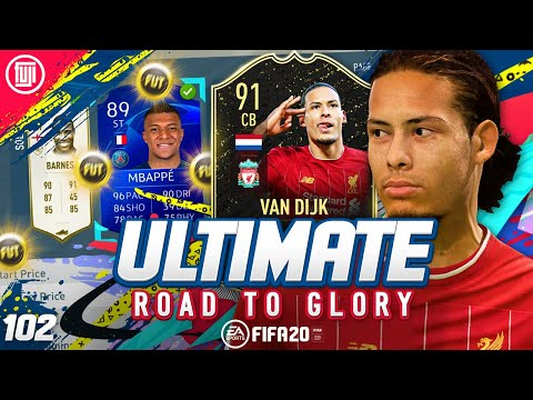 FIRST TIME EVER!!!! ULTIMATE RTG #102 - FIFA 20 Ultimate Team Road to Glory