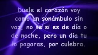 ?11 Banda Ms Duele Letra Video Hd [mi Razon De Ser 2012] Estudio