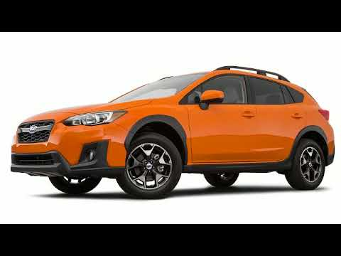 2018 Subaru Crosstrek Video