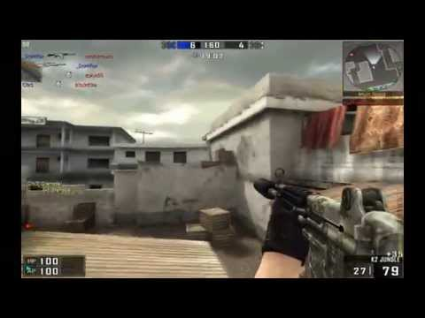 Blackshot Cfx3 Video 2: Redefining Ownage Video