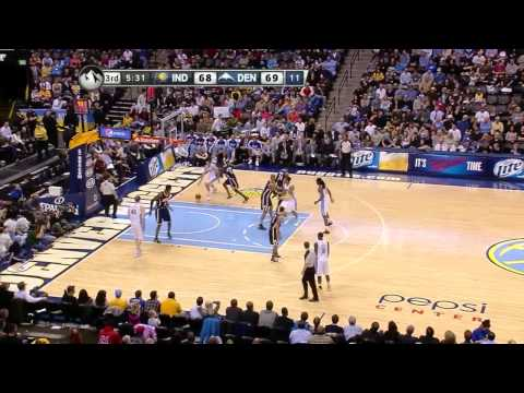 Danilo Gallinari 27 points (19 2nd half) vs Indiana Pacers full highlights 01/28/2013 HD