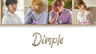 Dimple bts lyrics