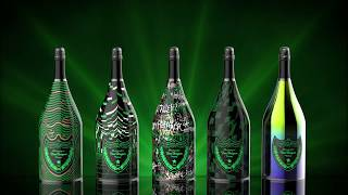 Dom Pérignon x Byblos: Introducing Five Limited-Edition Methuselah Designs