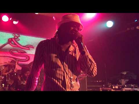 BEENIEMAN LIVE IN VIENNA 2011 12 19 Part1