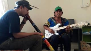 Is This Love- Bob Marley Cover by Asiw Wahid n Bartridoos