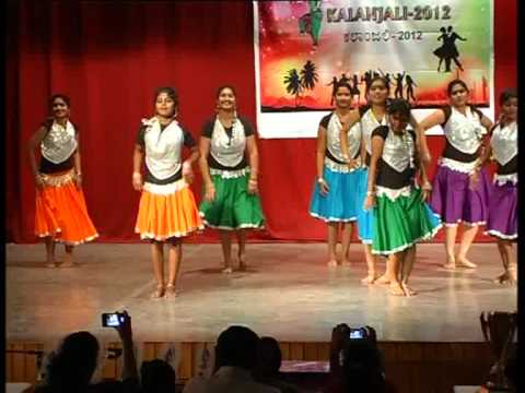 Koncab - Kalanjali-2012, Ringa Dance Girls video