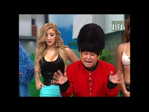 El Especial Del Humor: ¡La Parada Militar de las tías de La Molina!