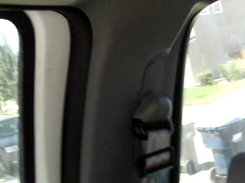 2006 Ford F250 Superduty Powerstroke 6.0 CB Radio Police Scanner Install