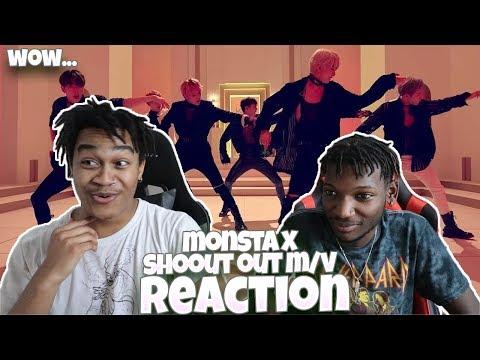 MONSTA X 몬스타엑스 'Shoot Out' MV - REACTION | OUR WOMEN AIN'T SAFE!