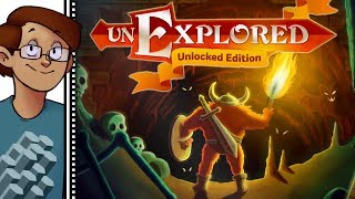 Let's Try Unexplored - A Roguelite with a Very Different Feel