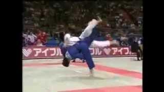 Kosei Inoue JPN   Elco van der Geest NED  100kg