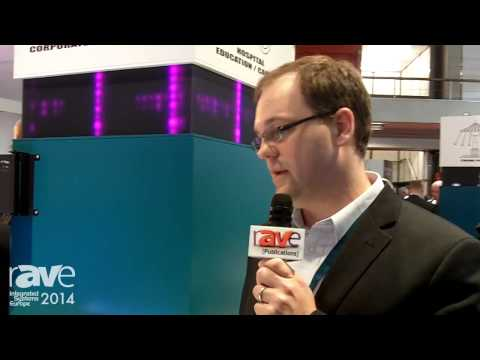 ISE 2014: Crown Talks About New Mixer Amplifiers by JBL Commercial
