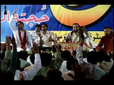Hamd-karam Mangta Hoo.amjad Sabri 2012 video
