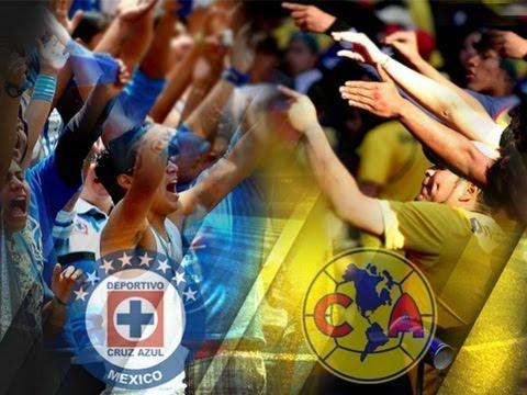 Imágenes antes del partido de ida entre Cruz Azul vs ...