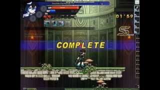 Grand Chase Steam - Sawaragi as Uno (Blood Dancer) gameplay
