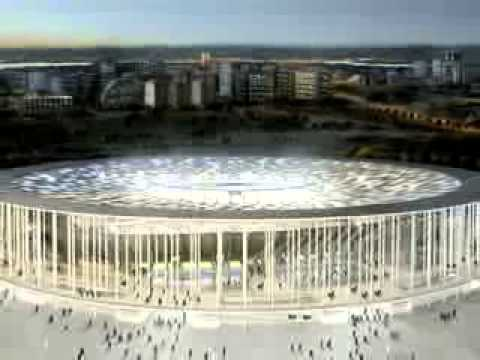 Stadion Utama FIFA World Cup 2014 Brazil