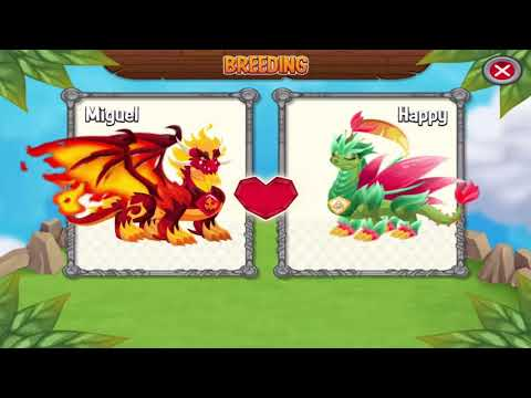 Dragon City Farm Island All Dragons Reviews Episode 1