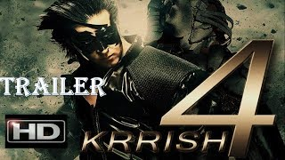 Hindi movie Krish 4 Official Trailer