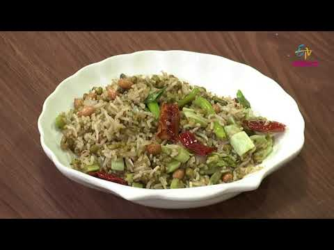 Potlakaya Masala Rice  | Quick Recipes | ETV Abhiruchi
