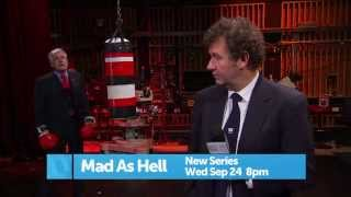 Promo #4 | Shaun Micallef's Mad As Hell, Returns Wednesday 24th September, 2014 at 8pm on ABC.