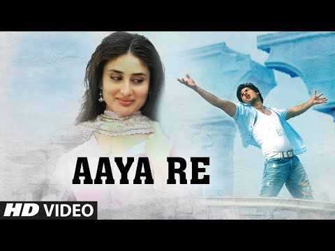 Aaya Re [full Song] | Chup Chup Ke | Shahid Kapoor, Kareena Kapoor video