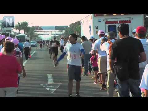 Invita SETUAN a competir en Tepic en carrera por 22 Festival Deportivo