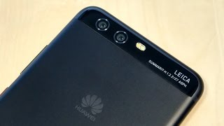 Знакомство с Huawei P10