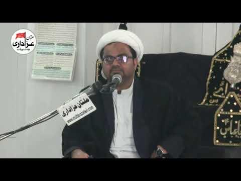 Maulana Muhammad Raza Dawoodani   Majlis 25 Feb 2018   Imam Bargah Haideria Gulghast Multan  