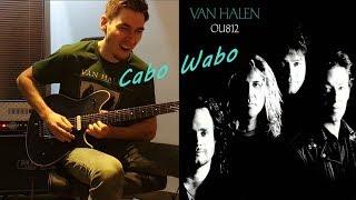 Download Lagu Van Halen - Cabo Wabo (guitar cover) Gratis STAFABAND