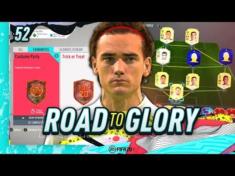 FIFA 20 ROAD TO GLORY #52 - EXPENSIVE UCL CARDS!!