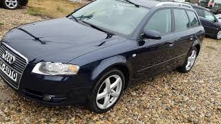 AUDI A4 Attraction - 2.0 TDI - CUTIE AUTOMATA